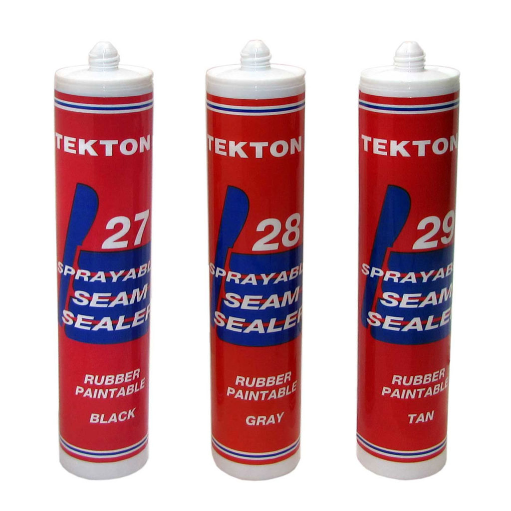 Tekton Sprayable Seam Sealer